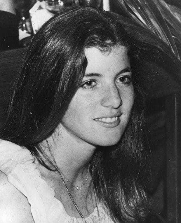 Picture Of Caroline Kennedy