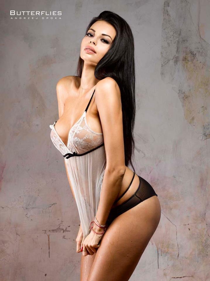 Justyna gradek nackt