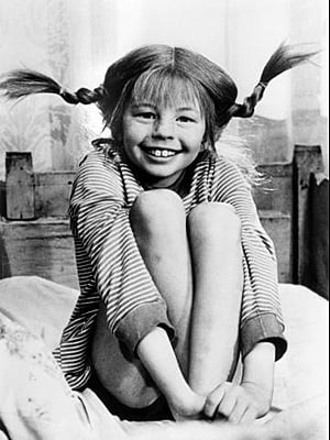 Pippi Longstocking                                  (1969-1969)