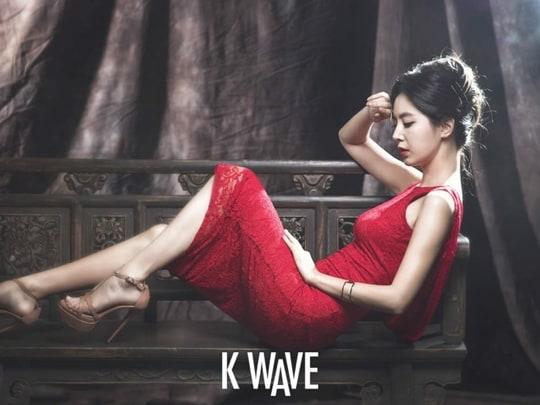 Gallery New Actress: Han Chae-ah - Wallpaper