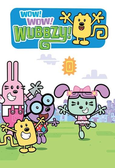 Wow! Wow! Wubbzy!                                  (2006-2010)