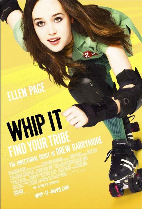 Whip It (2009) Movie