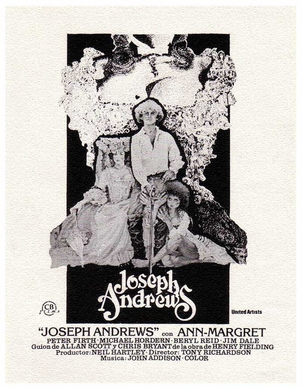 Picture of joseph andrews for Farcical humour in joseph andrews