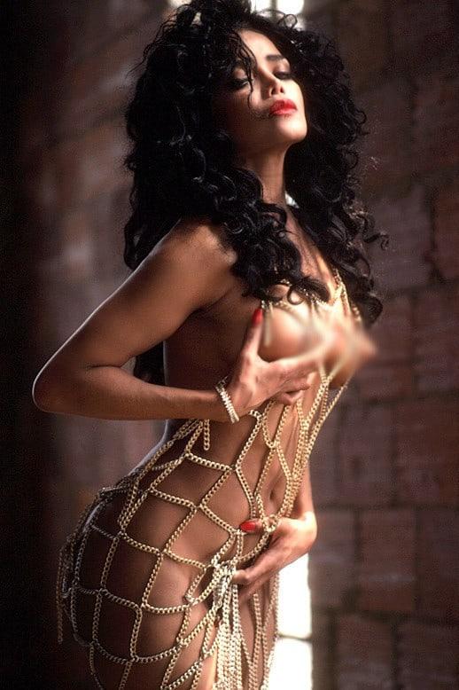Janet Jackson Naked bain de soleil