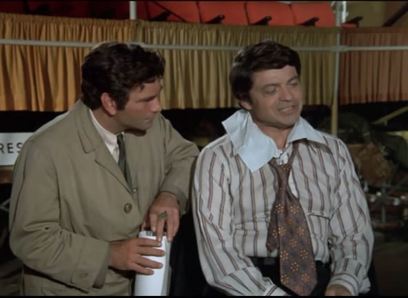 Picture of Columbo: Suitable for Framing