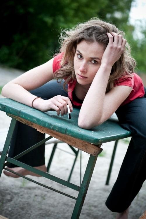 Tatort-Star Karin Hanczewski erlebte Übergriffigkeiten
