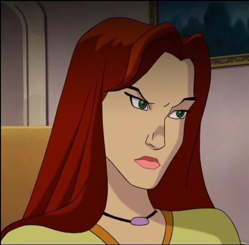 Picture Of Jean Grey X Men Evolution