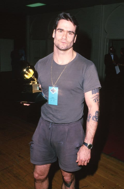 Picture Of Henry Rollins
