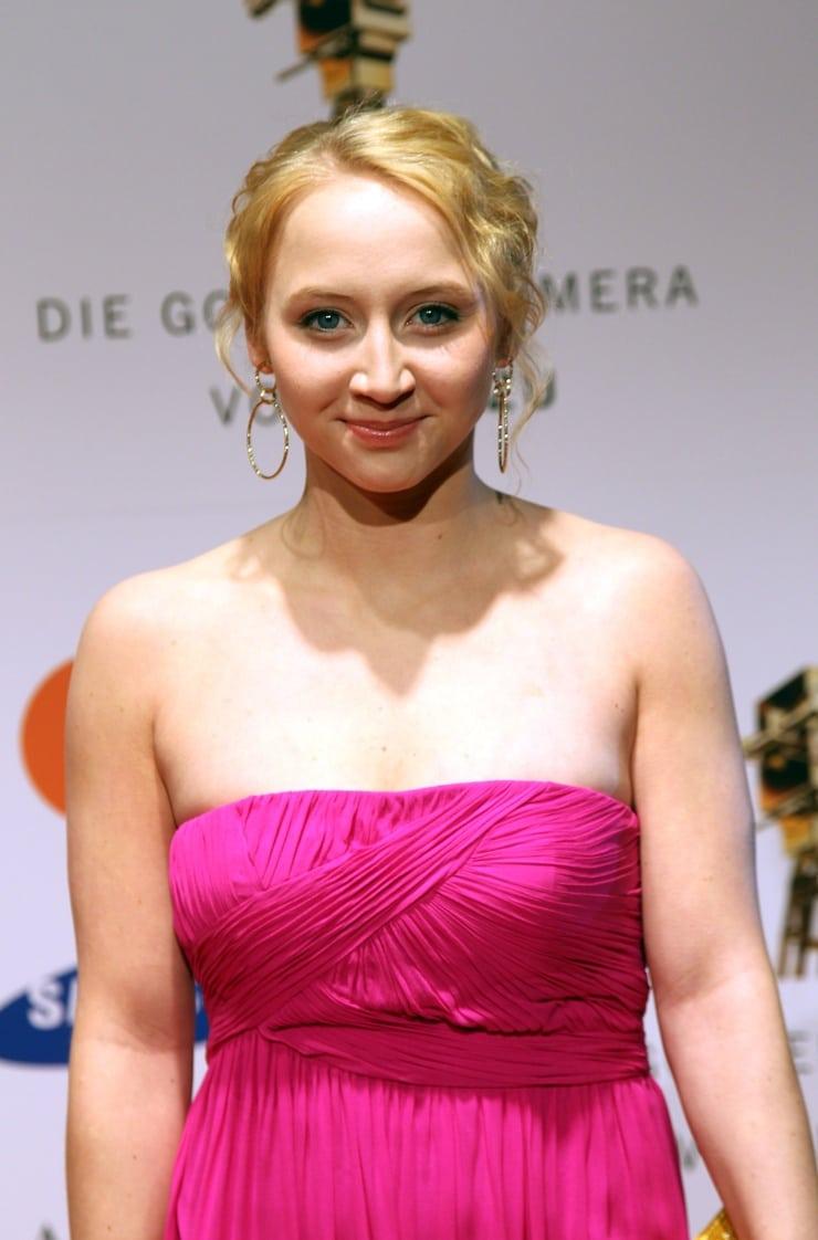 Picture of Anna Maria Mühe