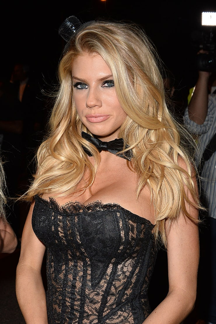 Picture Of Charlotte Mckinney