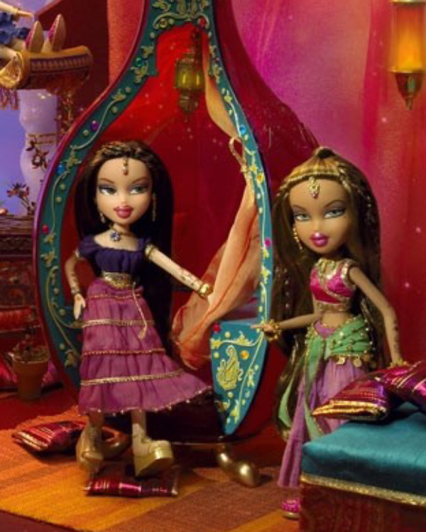 bratz genie magic characters