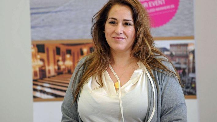 Idil Baydar Maybrit Illner