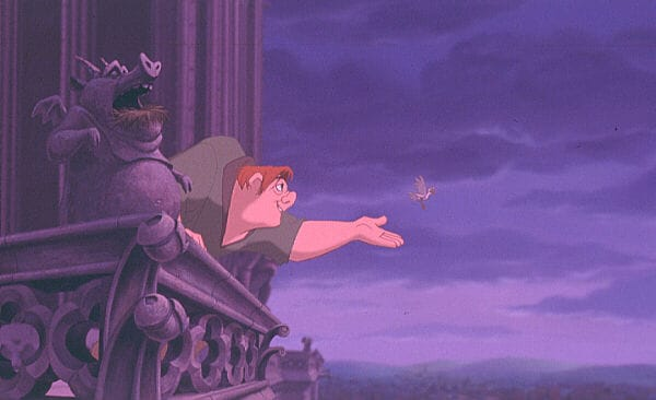 Picture Of The Hunchback Of Notre Dame 1996
