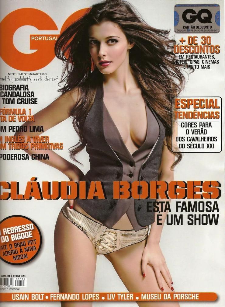 Cláudia Borges