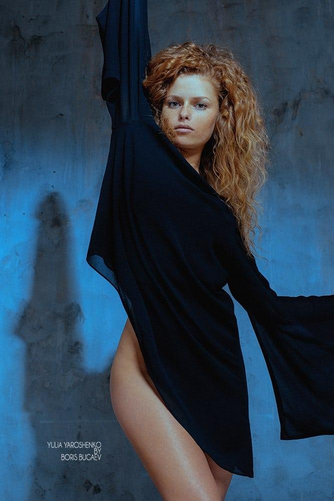 picture of julia yaroshenko