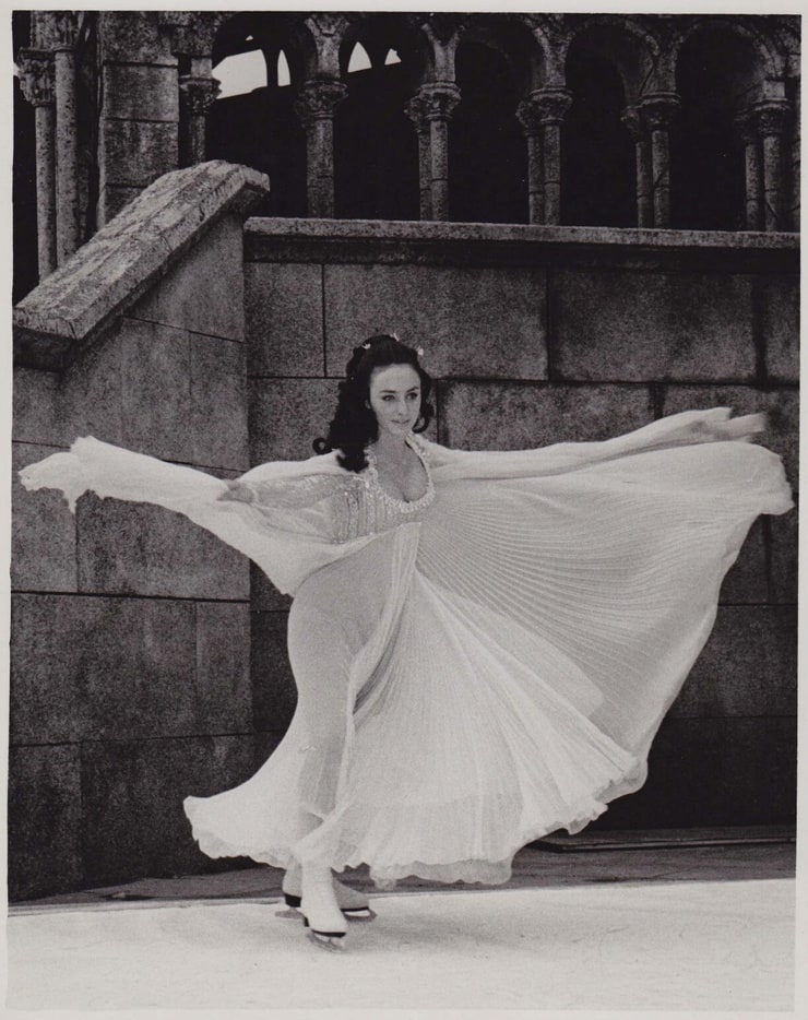 Picture Of Peggy Fleming