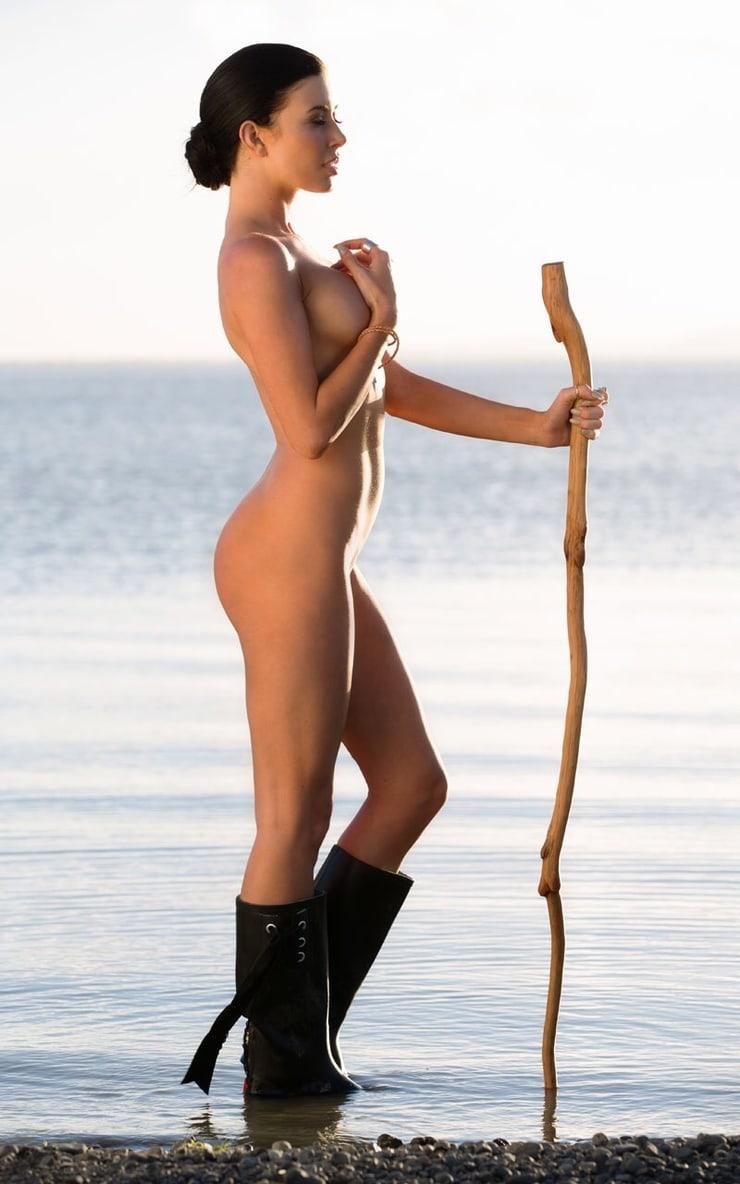 naked man oral sex