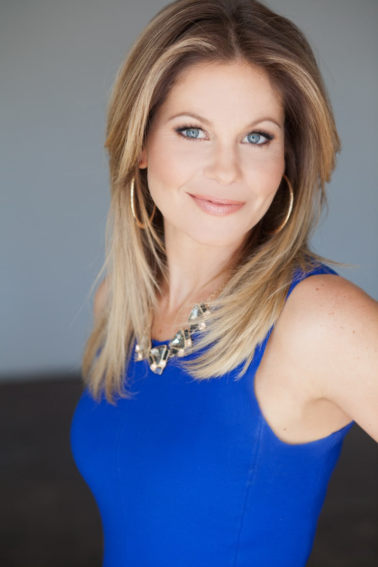 Picture Of Candace Cameron Bure