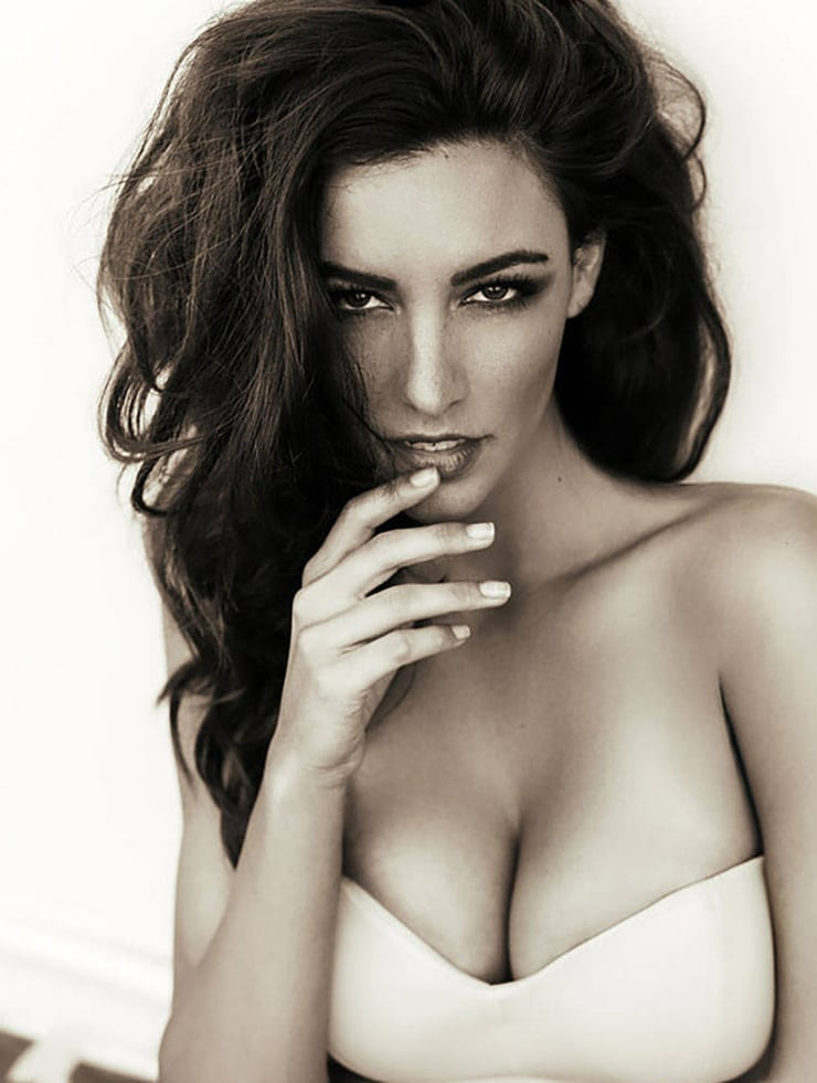 Amy Scott (Model)