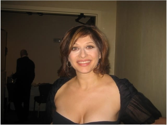 Picture of Maria Bartiromo