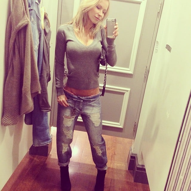 Zuzka Light Jeans Picture of Zuzka Light