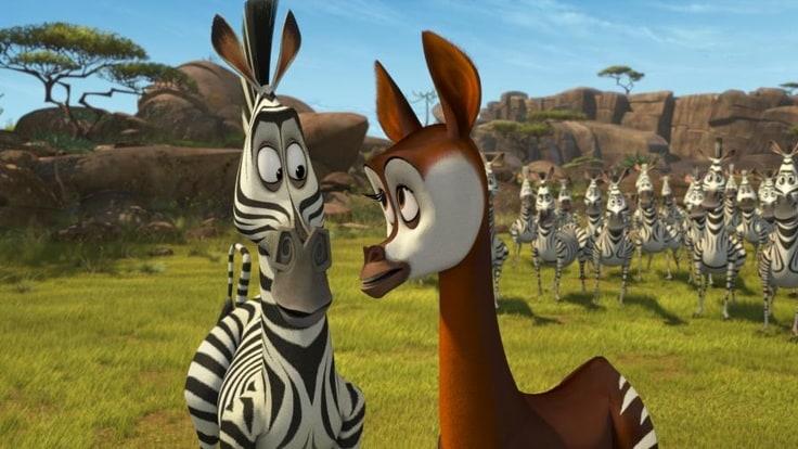 Madly Madagascar