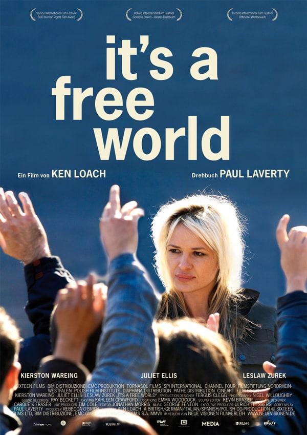 En un mundo libre ken loach 2007 largometrajes de ficci n for Piso x filmaffinity