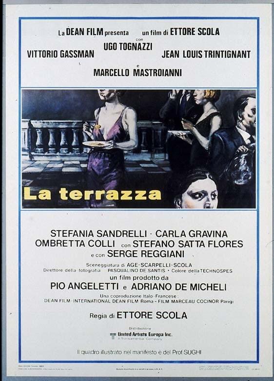 Picture of La terrazza (1980)