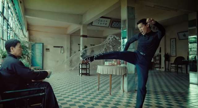 Ip man 3 Movie Screenshot
