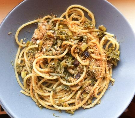 Picture of Pasta con le sarde