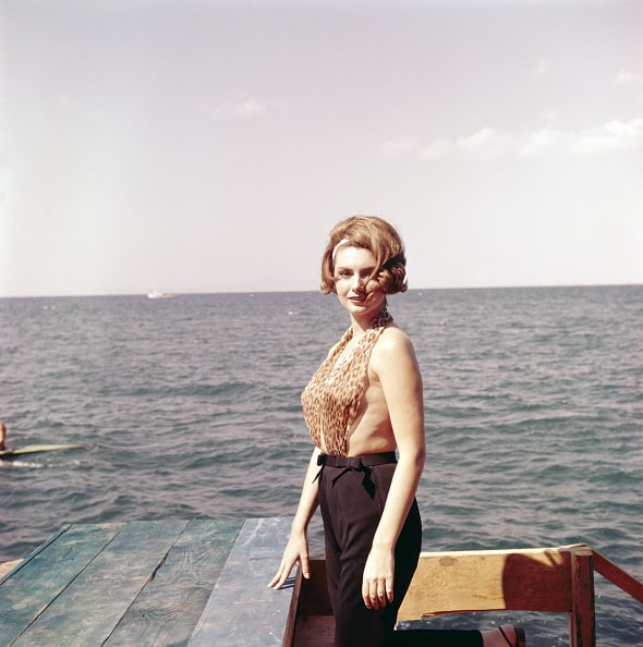 Sylva Koscina