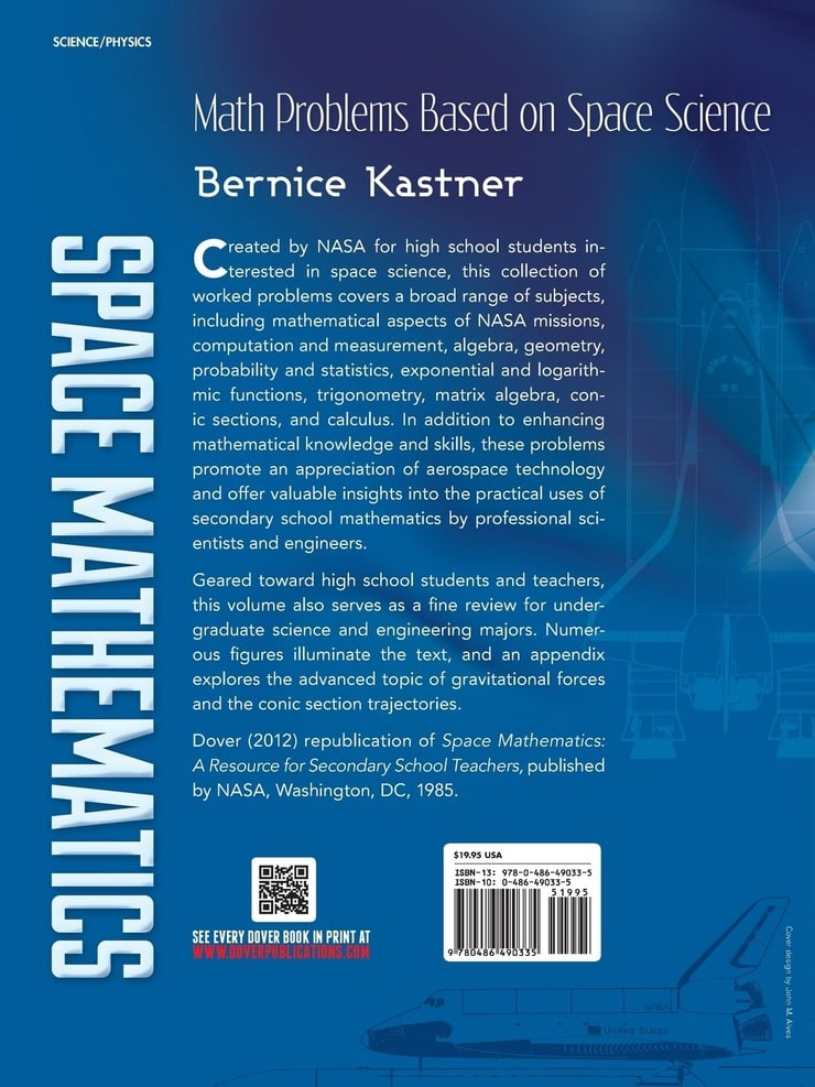 Picture of Space Mathematics: Math Problems Based on Space Science ...