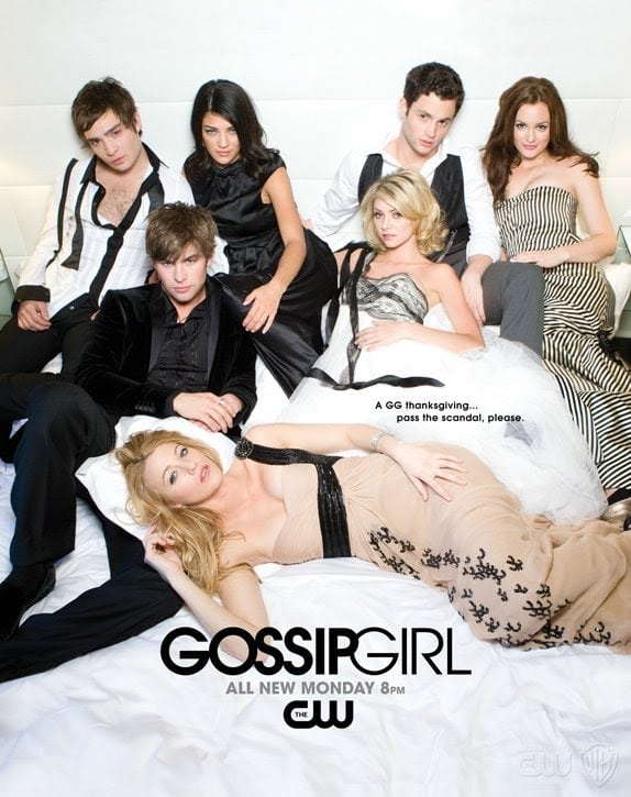 s02e14 In the Realm of the Basses Plotkara / Gossip Girl PL