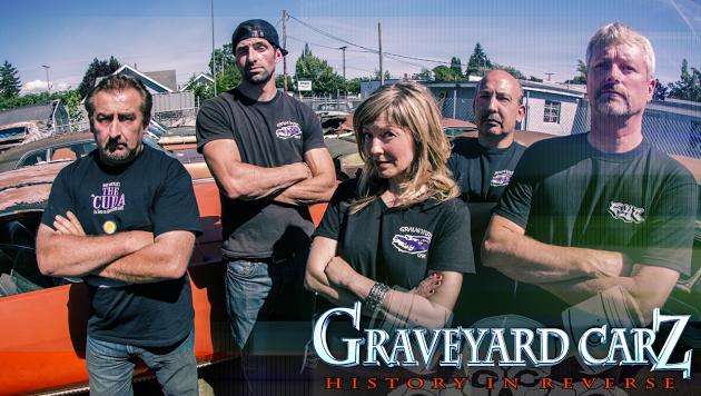 Graveyard Cars - The Car Database