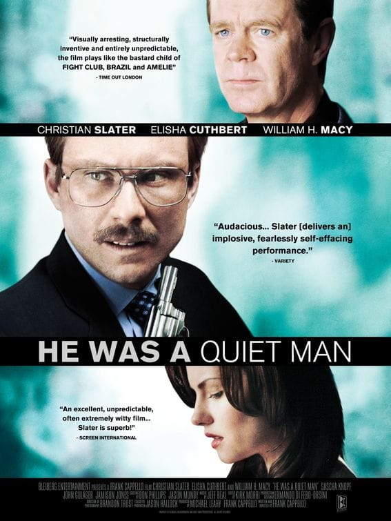 He Was a Quiet Man