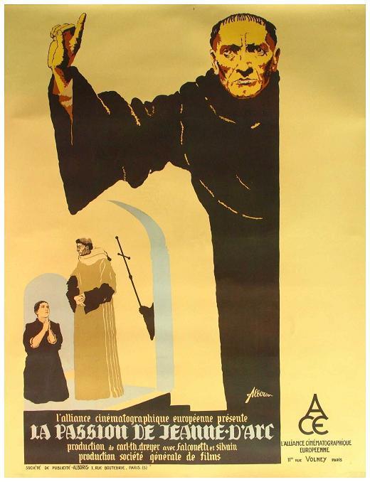 «Страсти Жанны Д`Арк» / 1928