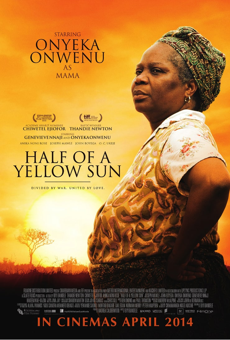 "half of a yellow sun odenigbo After reading chimamanda ngozi adichie's enthralling novel, ""half of a yellow sun"" is not a conventional war story it is a story whose."