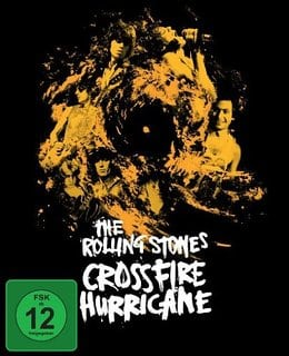 The Rolling Stones: Crossfire Hurricane DVD
