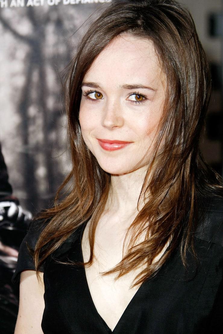 Ellen Page эллен пейдж