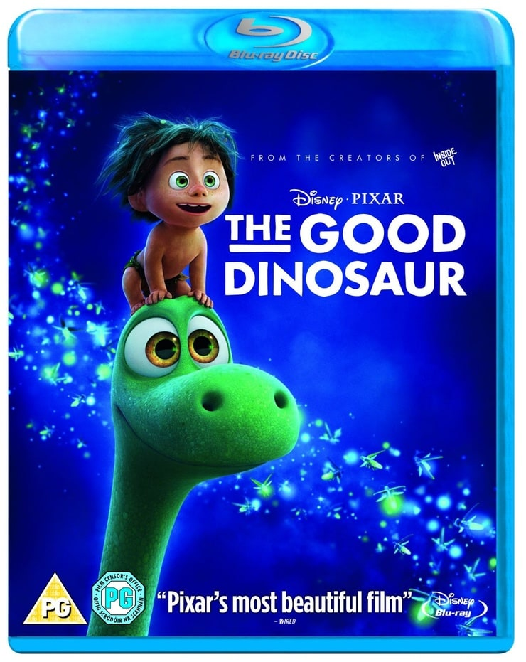 The Good Dinosaur (BD + DVD + Digital)