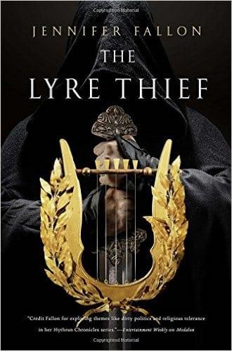 The Lyre Thief by Jennifer Fallon Book Trailer